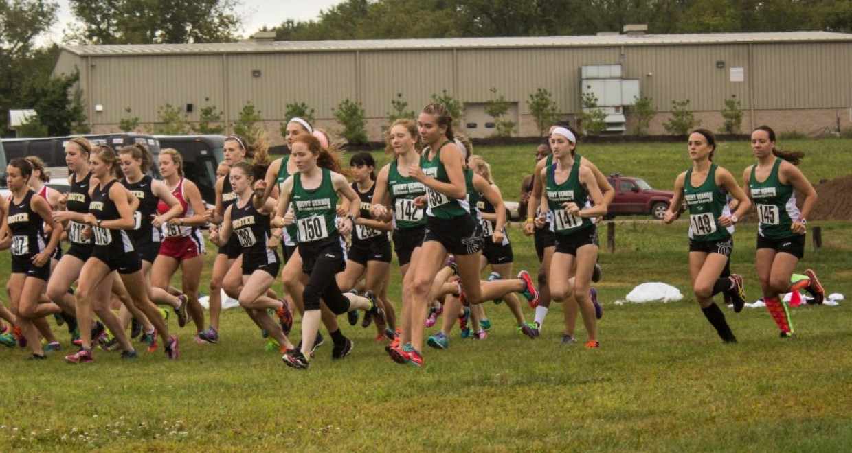 Photo for Cross Country Teams Break 3 School Records at Wilmington