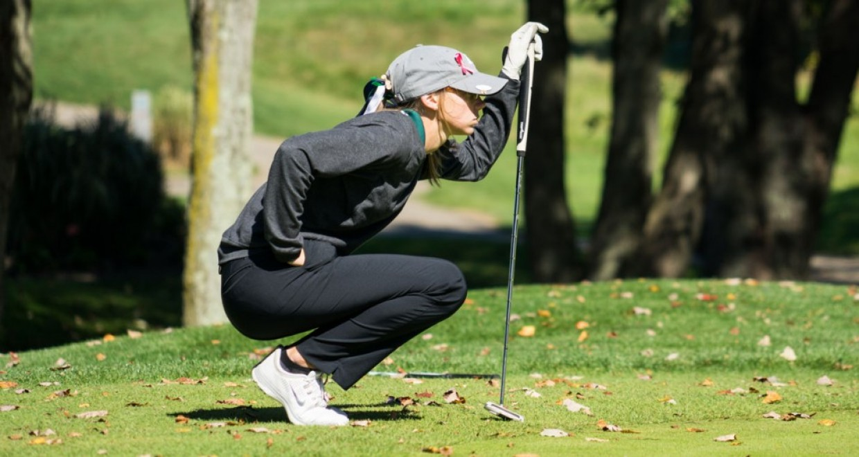 Photo for Records Fall for Women's Golf on Final Day of Cougar Classic