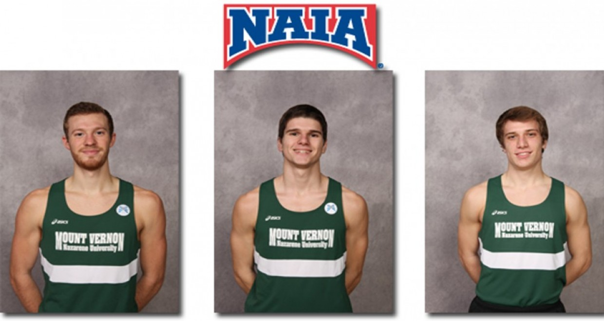 Photo for Gallion, Richardson, and Taylor Selected as Daktronics-NAIA Scholar Athletes