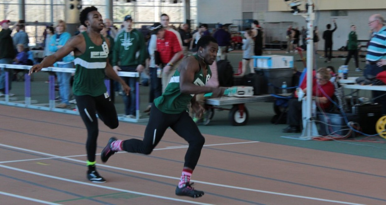 Photo for Track and Field Have Strong Showings in Opening Meet