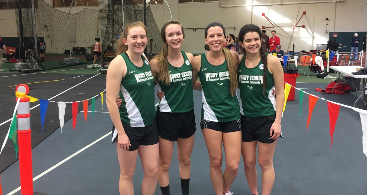 Photo for Lady Cougars Headlined By Distance Medley Team At Denison