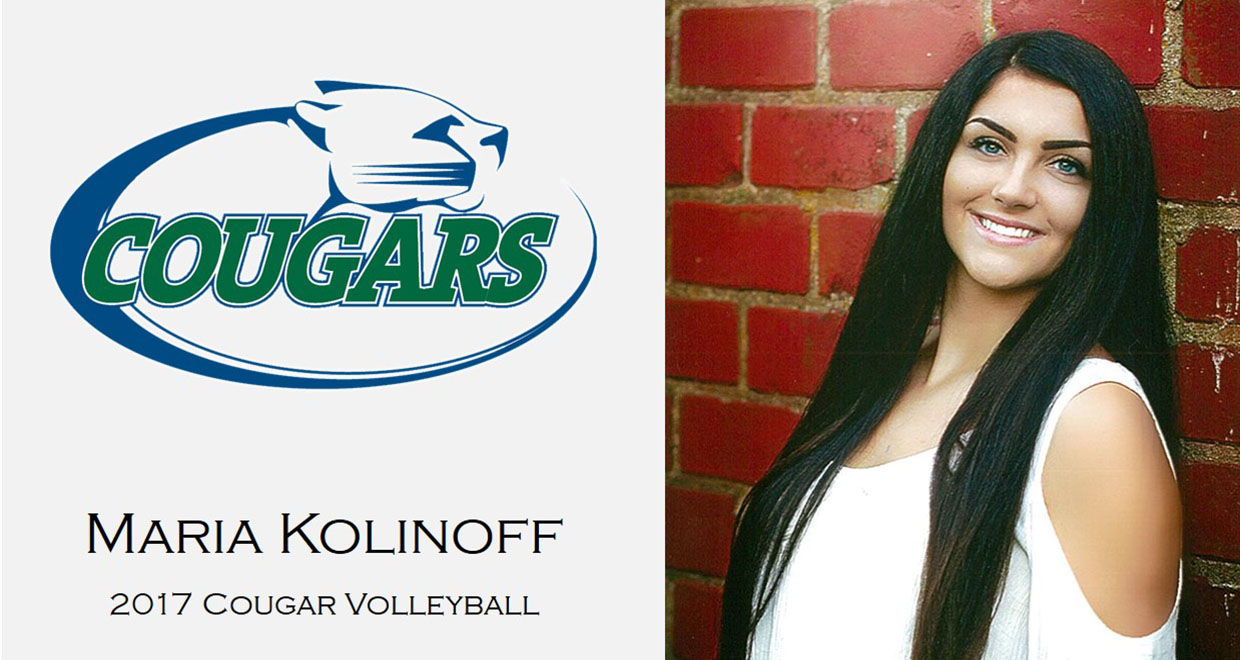 Photo for Volleyball Adds Kolinoff for 2017