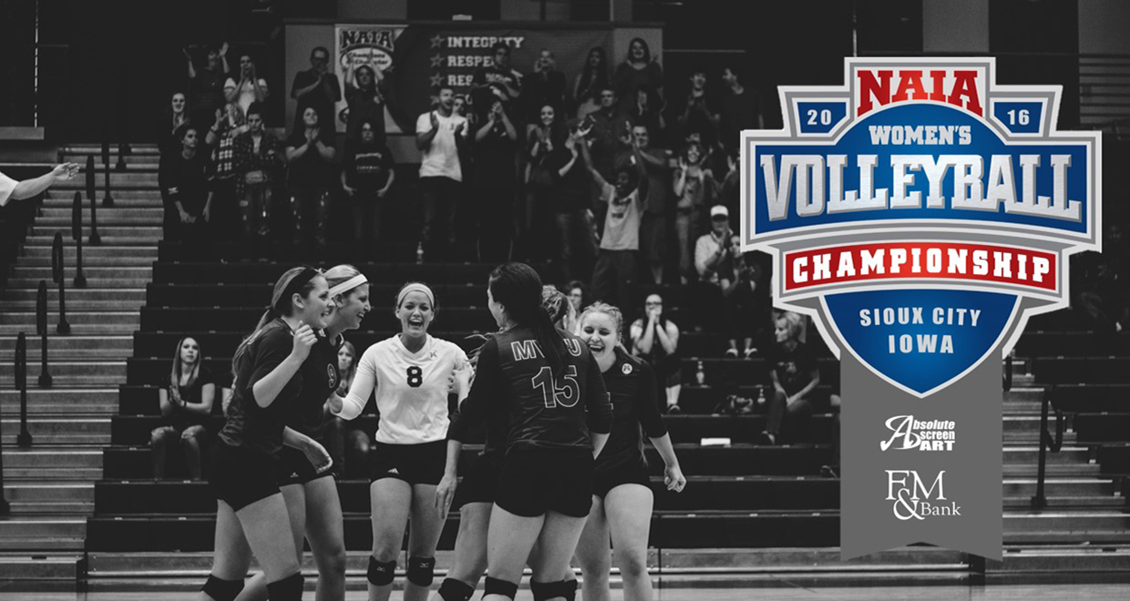 Photo for Volleyball Returns to National Tournament