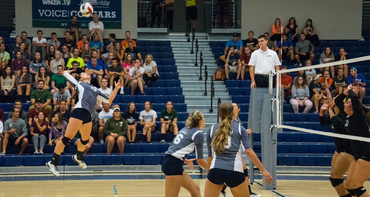 Photo for Lady Cougars Top Trojans in Four