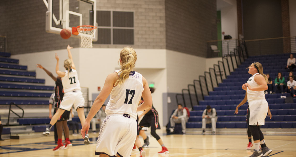 Photo for Career-Highs Push Lady Cougars Past #24 IWU