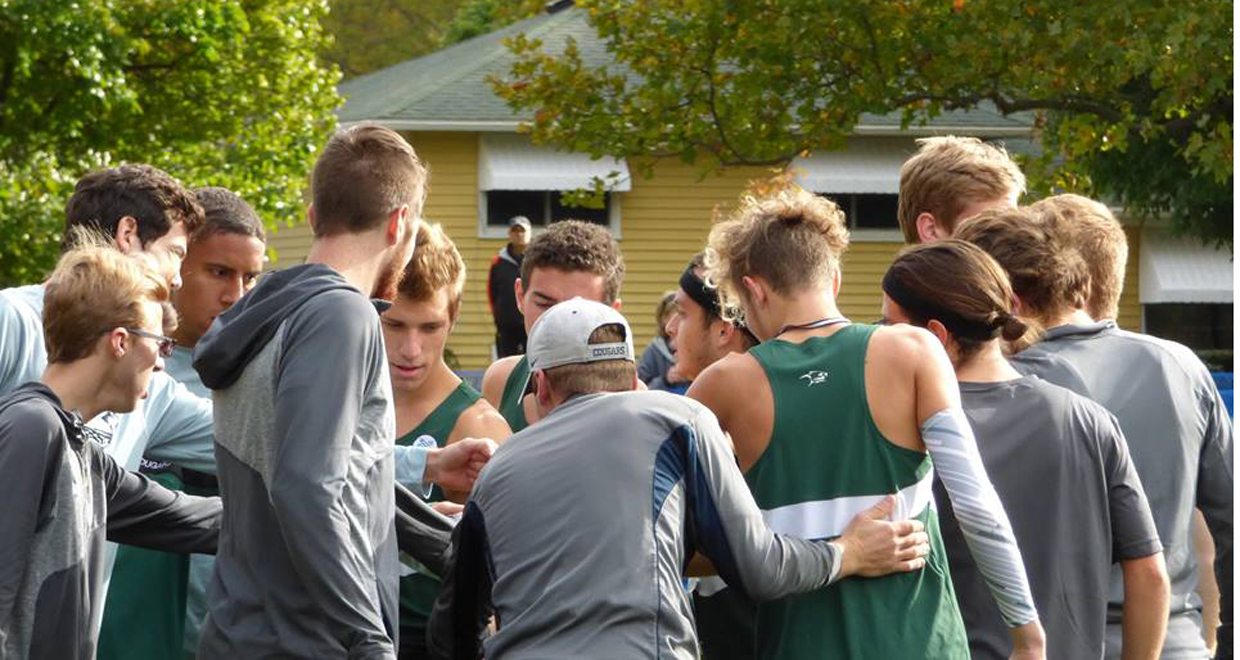 Photo for Cougars End Season with 3 Personal Records