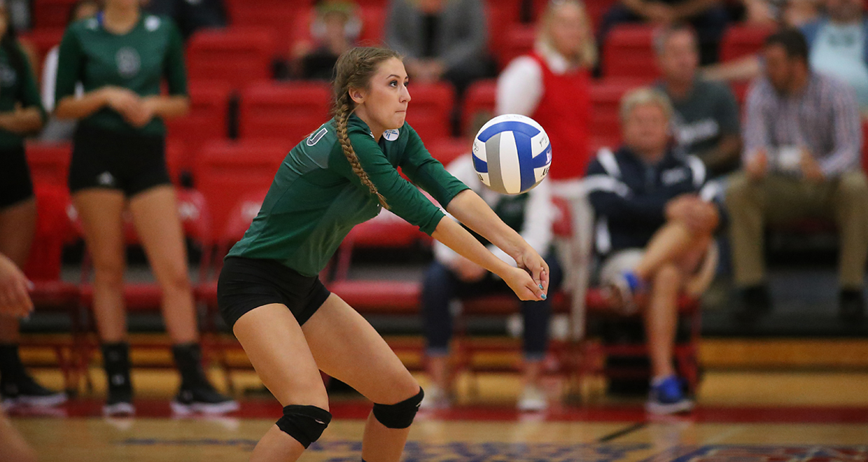 Photo for Grace Comes Away with 3-1 Win over MVNU Volleyball