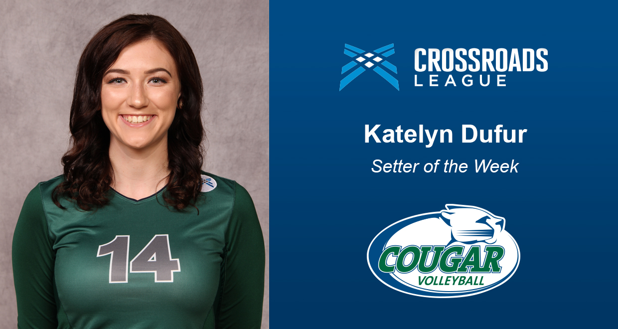 Photo for Dufur Named Crossroads League Setter of the Week